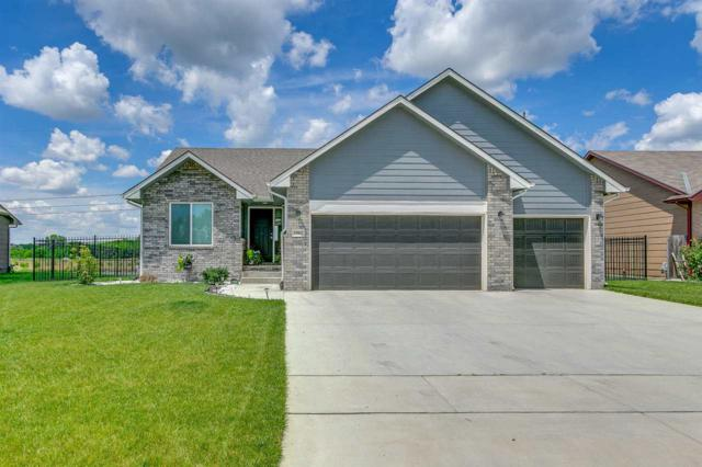 1902 E Highridge St, Park City, KS 67219 (MLS #568262) :: Graham Realtors