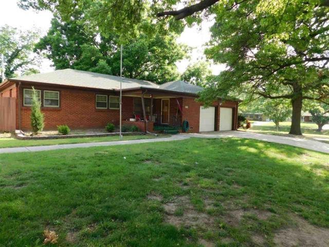 6103 E Castle Dr., Wichita, KS 67218 (MLS #568276) :: On The Move