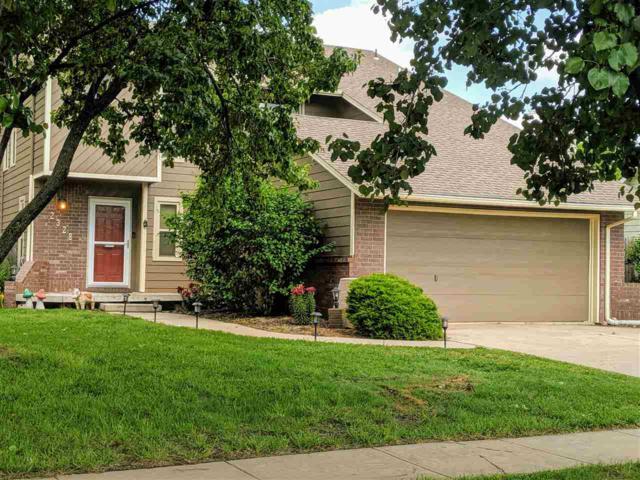 2328 S Cypress St, Wichita, KS 67207 (MLS #568290) :: On The Move
