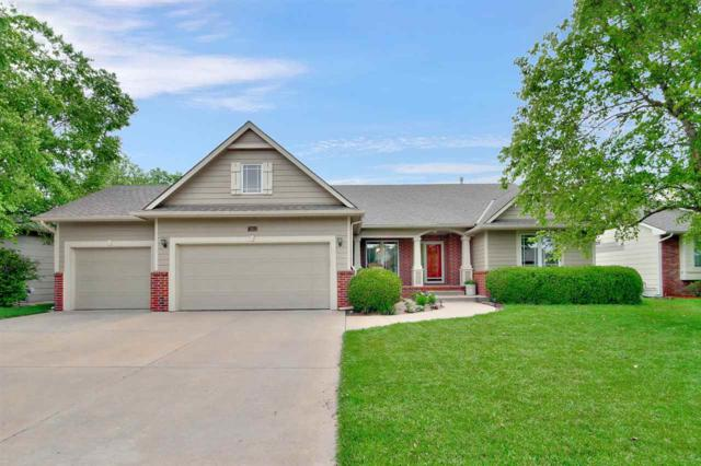 13612 W Highland Springs Ct, Wichita, KS 67235 (MLS #568320) :: Graham Realtors