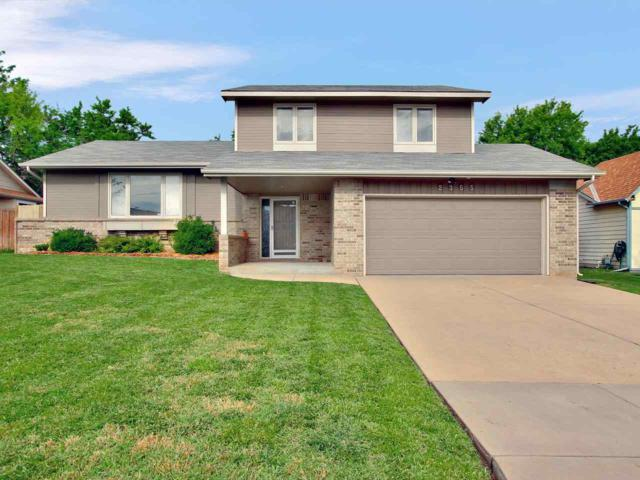 2355 S Cypress St, Wichita, KS 67207 (MLS #568322) :: Graham Realtors
