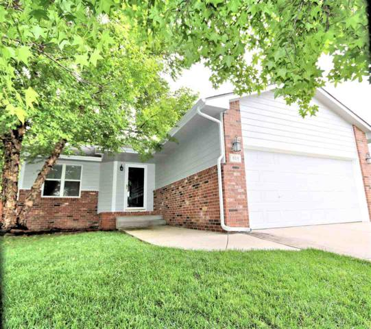 815 S Goebel Cir, Wichita, KS 67207 (MLS #568325) :: Graham Realtors