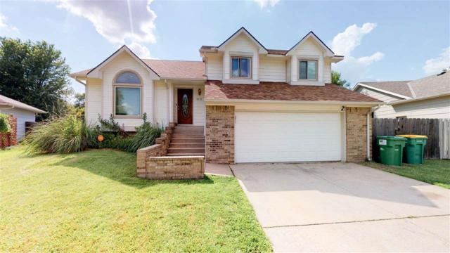 2727 S Carrwood Cir, Wichita, KS 67215 (MLS #568329) :: Graham Realtors