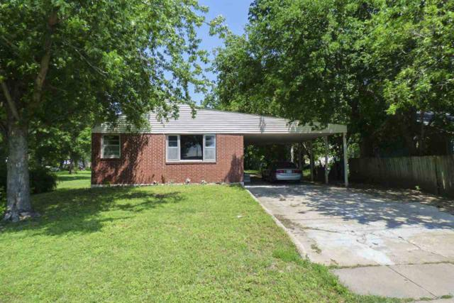 516 N Hoover Ave, Wichita, KS 67212 (MLS #568350) :: On The Move