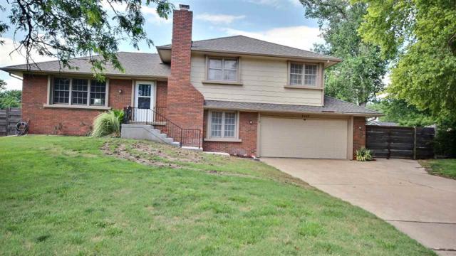 8448 E Lakeland Ct, Wichita, KS 67207 (MLS #568368) :: On The Move