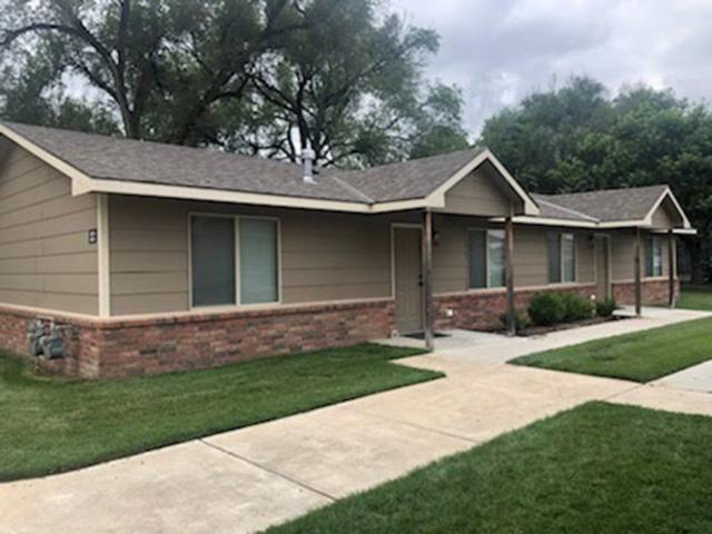 4256 W Newell St 4258 W Newell A, Wichita, KS 67212 (MLS #568451) :: Lange Real Estate