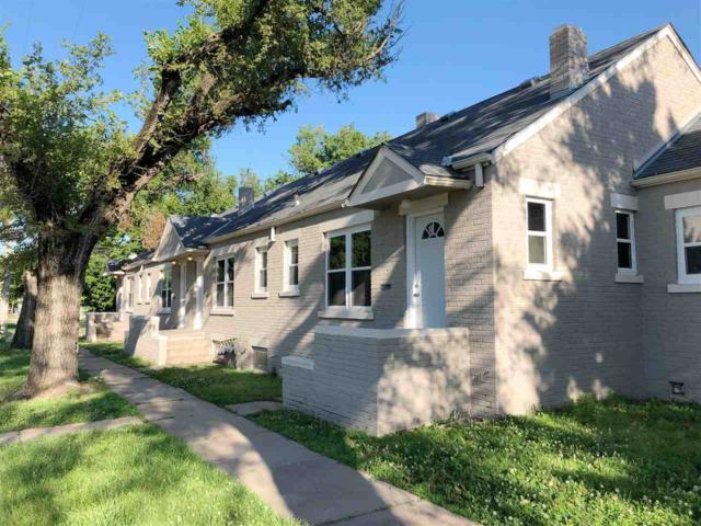1258 N Cleveland Ave Units 1-5, Wichita, KS 67214 (MLS #568475) :: Pinnacle Realty Group