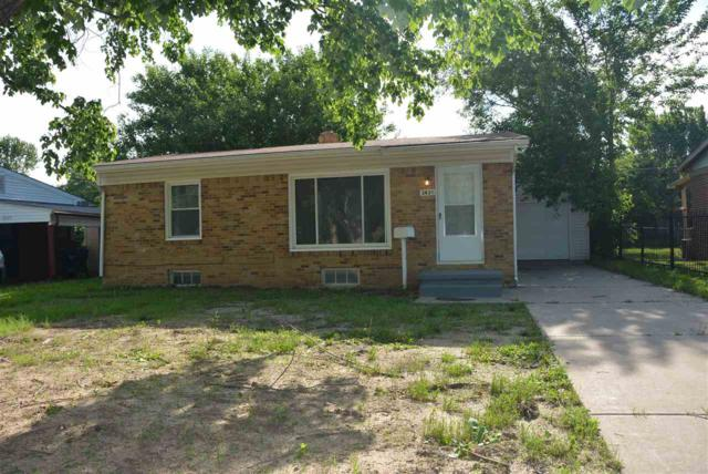 2631 N Somerset Ave, Wichita, KS 67204 (MLS #568529) :: On The Move