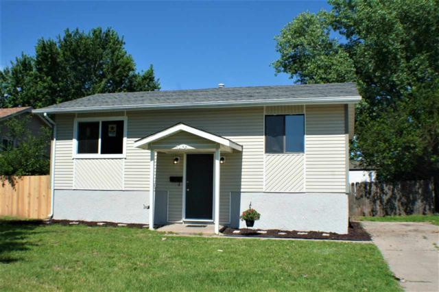 3439 S All Hallows Ave, Wichita, KS 67217 (MLS #568611) :: On The Move