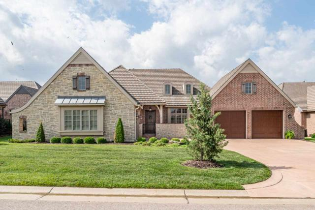 10511 E Genova St, Wichita, KS 67206 (MLS #568655) :: Pinnacle Realty Group