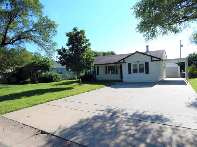 455 N 8th St, Towanda, KS 67144 (MLS #568665) :: On The Move