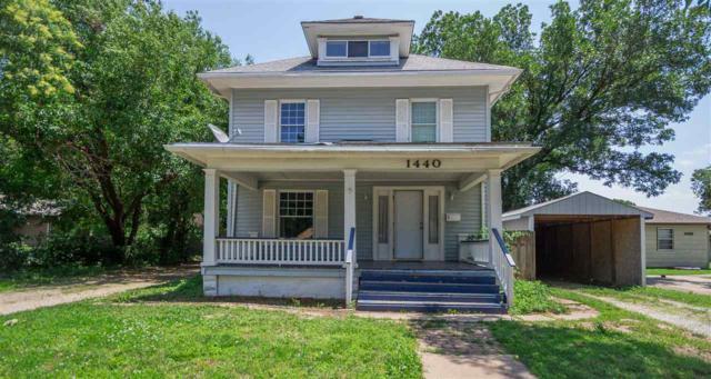 1440 Fairmount St, Wichita, KS 67208 (MLS #568673) :: Pinnacle Realty Group