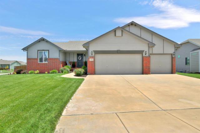 4426 N Cassie St., Maize, KS 67101 (MLS #568689) :: Graham Realtors