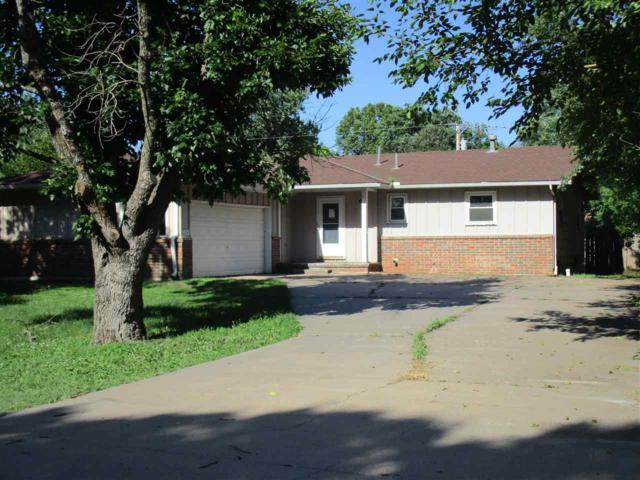 604 N Iowa Ave, Oxford, KS 67119 (MLS #568691) :: On The Move