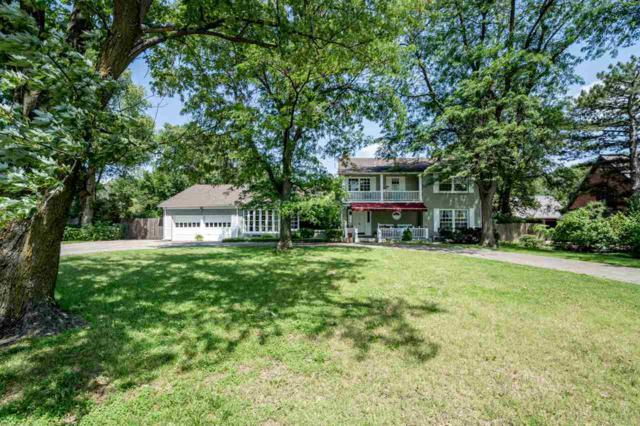 16 S Hampton Rd, Eastborough, KS 67207 (MLS #568852) :: Wichita Real Estate Connection
