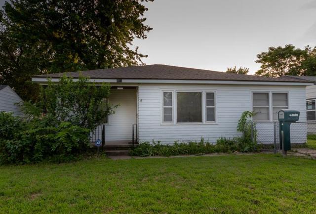 2311 S Santa Fe St, Wichita, KS 67211 (MLS #568862) :: Pinnacle Realty Group