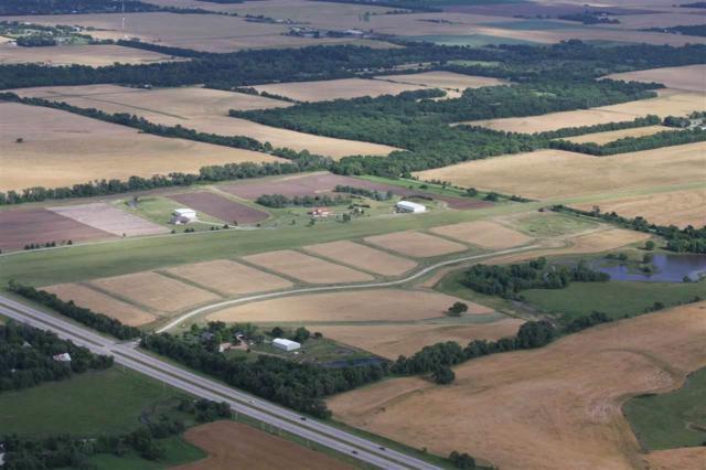LOT 02 BLOCK A Yoder Airport 3Rd Add, Garden Plain, KS 67050 (MLS #569018) :: Graham Realtors