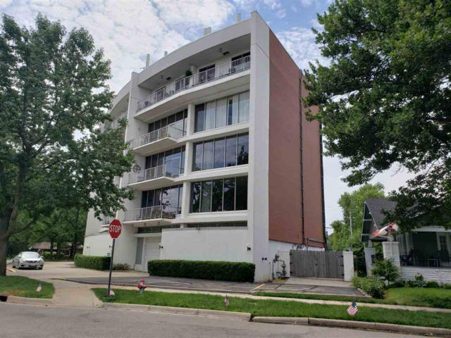 1401 W River Blvd #3D 3 D, Wichita, KS 67203 (MLS #569035) :: On The Move
