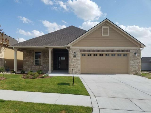 1025 E Clearlake, Derby, KS 67037 (MLS #569117) :: On The Move