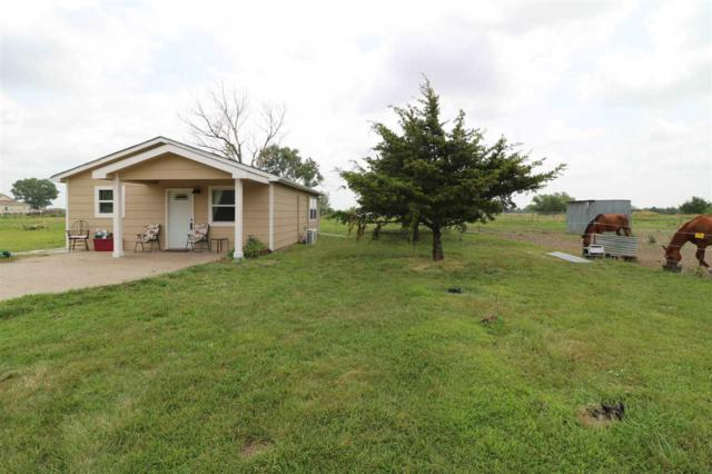11450 S 143rd St East, Mulvane, KS 67110 (MLS #569124) :: Pinnacle Realty Group