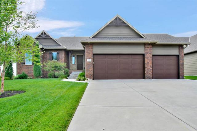 1828 N Split Rail St, Wichita, KS 67230 (MLS #569277) :: Pinnacle Realty Group