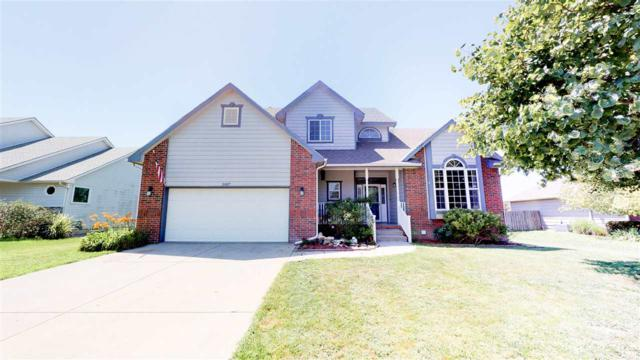 2007 N Grace Avenue Ct, Andover, KS 67002 (MLS #569302) :: On The Move