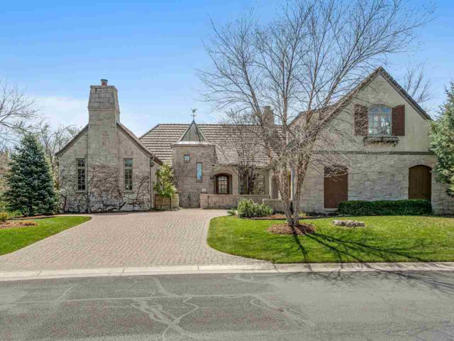 423 E Flint Hills National Ct, Andover, KS 67002 (MLS #569399) :: On The Move