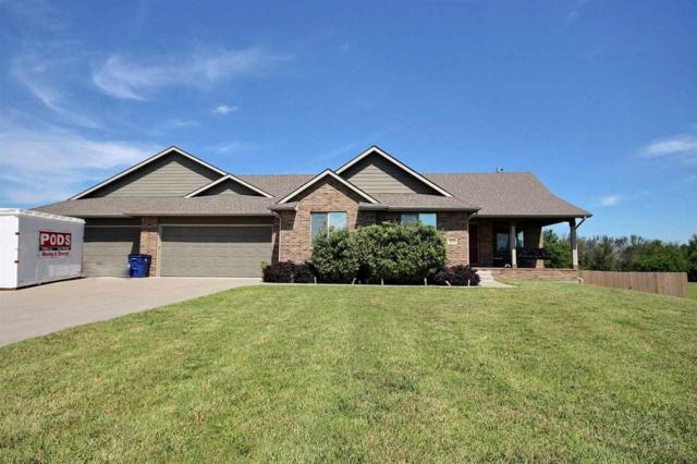 3810 S Cypress St, Derby, KS 67037 (MLS #569421) :: On The Move