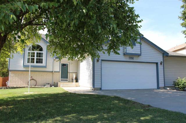 615 Plum Blue Cir, Benton, KS 67017 (MLS #569429) :: Graham Realtors