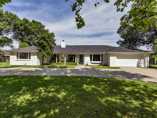 35 S Hampton, Eastborough, KS 67207 (MLS #569444) :: Wichita Real Estate Connection