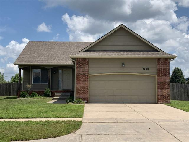 2730 E Old Spring Rd, Derby, KS 67037 (MLS #569464) :: On The Move