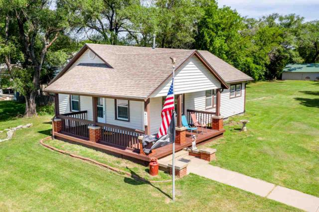 700 E 12TH AVE, Augusta, KS 67010 (MLS #569470) :: On The Move