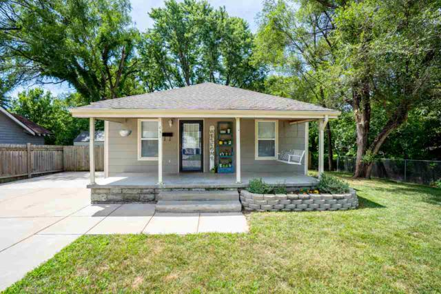 431 E 12TH AVE, Augusta, KS 67010 (MLS #569471) :: On The Move