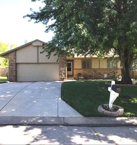 115 E Derby Hills Dr, Derby, KS 67037 (MLS #569474) :: On The Move