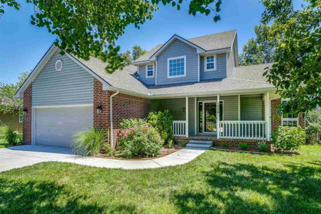 1926 N Pineview Drive, Andover, KS 67002 (MLS #569485) :: On The Move