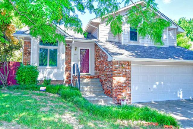 2518 N Forest Park St, Derby, KS 67037 (MLS #569503) :: On The Move