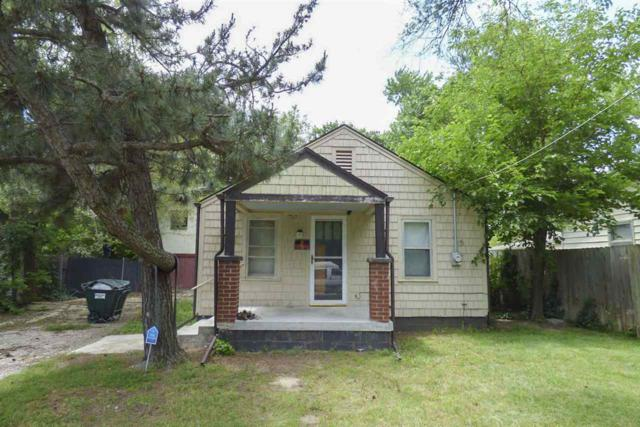 767 N Custer Ave, Wichita, KS 67203 (MLS #569509) :: On The Move