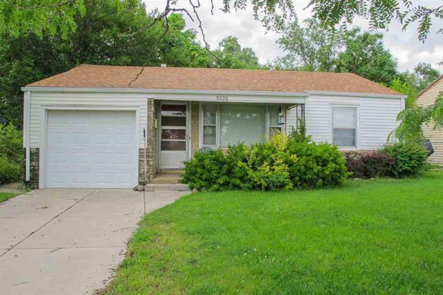5926 E Kinkaid St, Wichita, KS 67218 (MLS #569511) :: On The Move