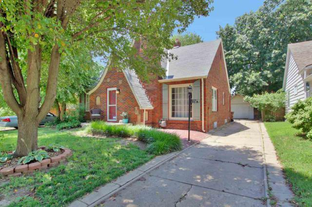 551 S Broadview St, Wichita, KS 67218 (MLS #569517) :: On The Move