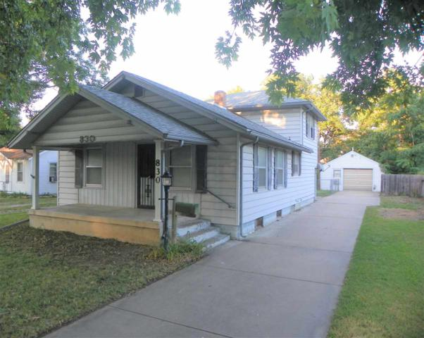 830 S Elizabeth, Wichita, KS 67213 (MLS #569524) :: On The Move