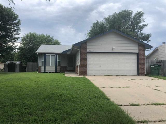 5411 S Mosley St, Wichita, KS 67216 (MLS #569529) :: Wichita Real Estate Connection