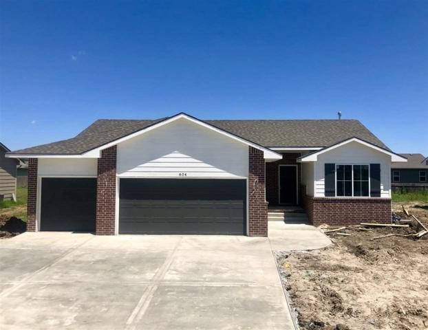 604 S Horseshoe Bnd, Maize, KS 67101 (MLS #569539) :: Graham Realtors