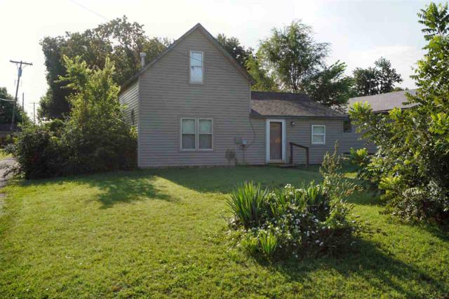 114 S Grant St, Clearwater, KS 67026 (MLS #569558) :: Graham Realtors