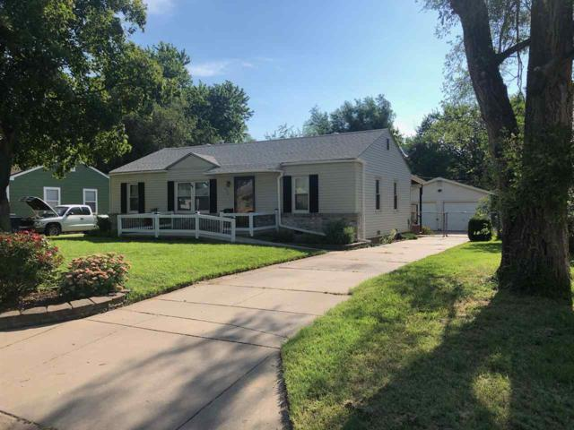 934 N Baltimore Ave, Derby, KS 67037 (MLS #569667) :: On The Move