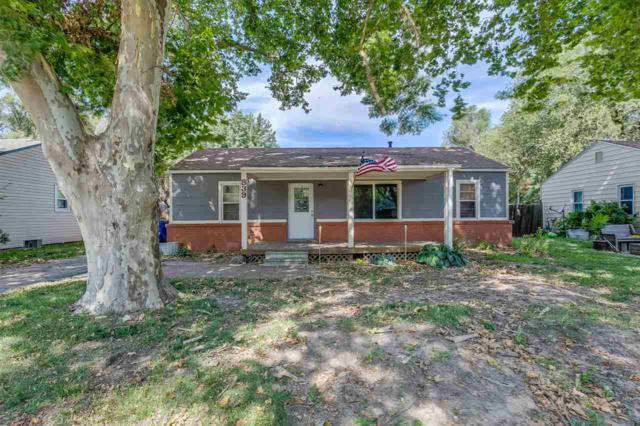 839 N Derby Ave, Derby, KS 67037 (MLS #569670) :: On The Move