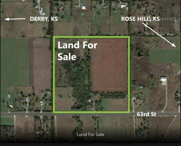15500 E 63rd, Derby, KS 67037 (MLS #569672) :: On The Move