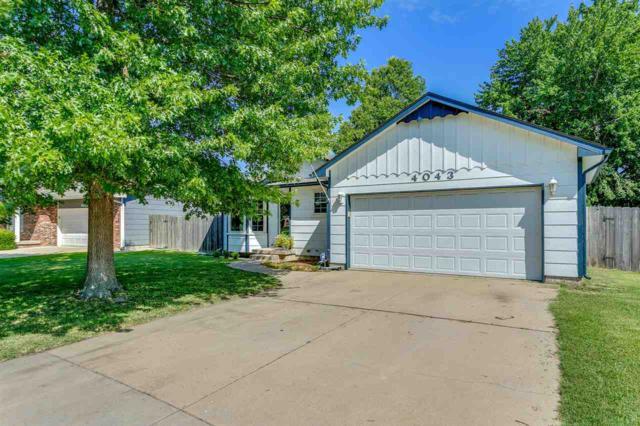 4043 N Friar Ln, Wichita, KS 67204 (MLS #569682) :: On The Move