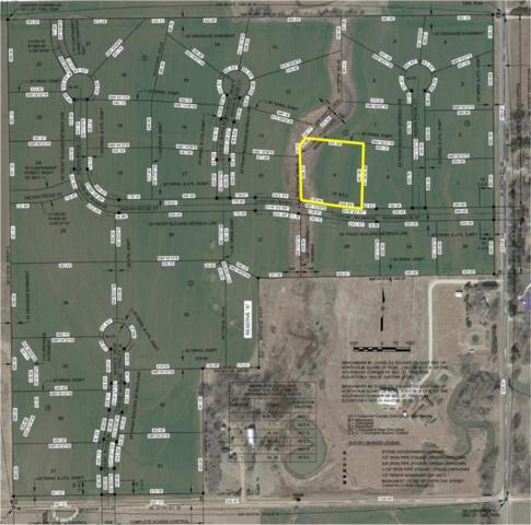 24990 W Indian Ridge St Lot 9, Andale, KS 67001 (MLS #569698) :: Graham Realtors