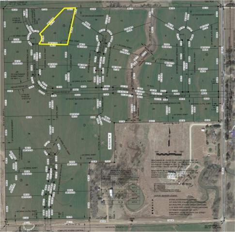 25340 W Indian Ridge Ct Lot 20, Andale, KS 67001 (MLS #569709) :: Graham Realtors