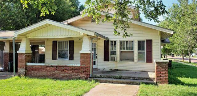 1005 N 3rd St, Arkansas City, KS 67005 (MLS #569743) :: Wichita Real Estate Connection